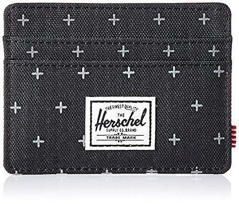 Herschel Supply Co. Men's Charlie Card Holder RFID Block Wallet