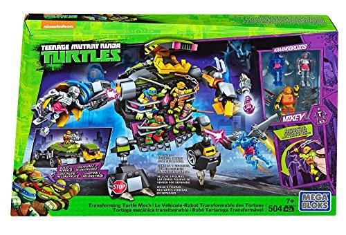 Nickelodeon Teenage Mutant Ninja Turtles - Transforming Turtle Mech ()