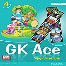 GK Ace by Pearson for Class 4