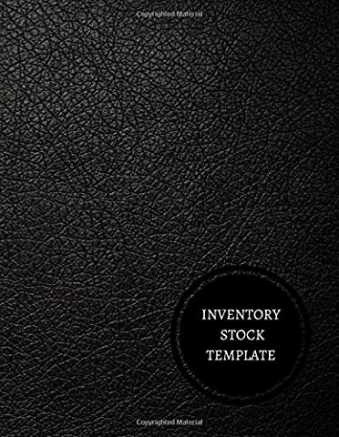 Inventory Stock Template: Office Supplies Inventory
