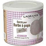 LAGRANGE Boîte de 500 g de sucre barbe à papa Cola 380009
