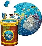 Die Spiegelburg Mini Puzzle 40 Teile Capt´n Sharky ab 4 Jahre (Anglerfisch)