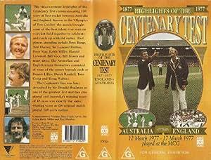 Centenary Test Highlights - 1877 - 1977 Australia V England 1977