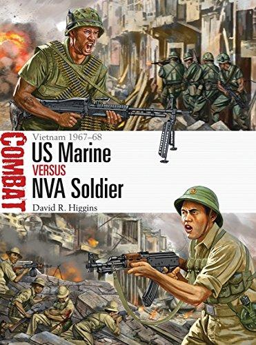 US Marine vs NVA Soldier: Vietnam 1967–68 (Combat)