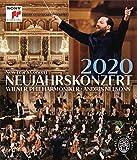 Neujahrskonzert 2020 / New Year's Concert 2020 - Andris Nelsons [Blu-ray]