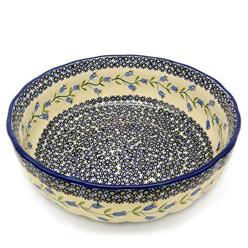 Bunzlauer Keramik de fruits et salade 27,5 cm décor Agnès