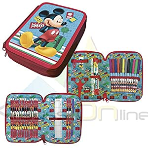 Mickey Mouse WD11422 Estuches