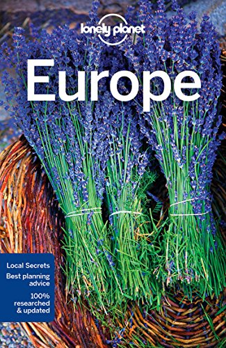 Lonely Planet Europe (Travel Guide) thumbnail