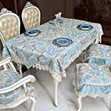 LILILI Europäische Tischdecke Tabelle flag Tischdecke Fahnenstoff einfache moderne TV-schrank Flagge Abdeckung Handtuch - 32 x 210 cm (13 x 83 Zoll)