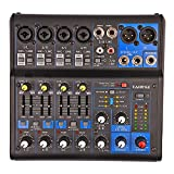 Kadence AG08 8 Channel USB Mixer with Effects