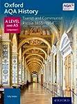 Oxford AQA History for A Level: Tsari...