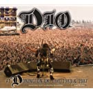 Dio at Donington UK: Live 1983 & 1987 by DIO (2010-12-14)