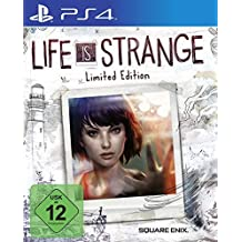 Life is Strange Limited Edition (USK ab 12 Jahre) PS4 by Square Enix Limited