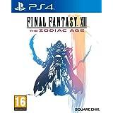 Final Fantasy XII: The Zodiac Age - PlayStation 4 [Edizione: Francia]