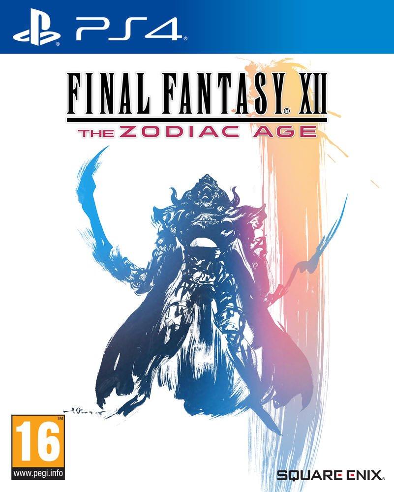 Final Fantasy XII: The Zodiac Age [Importación francesa]