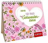 Für mein Schwesterherz 2018: Mini-Monatskalender