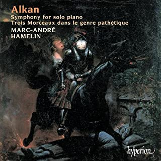 Alkan: Symphony for Solo Piano
