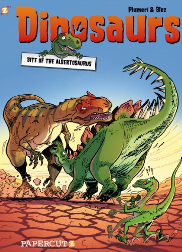 Dinosaurs #2: Bite of the Albertosaurus (Dinosaurs Graphic Novels)