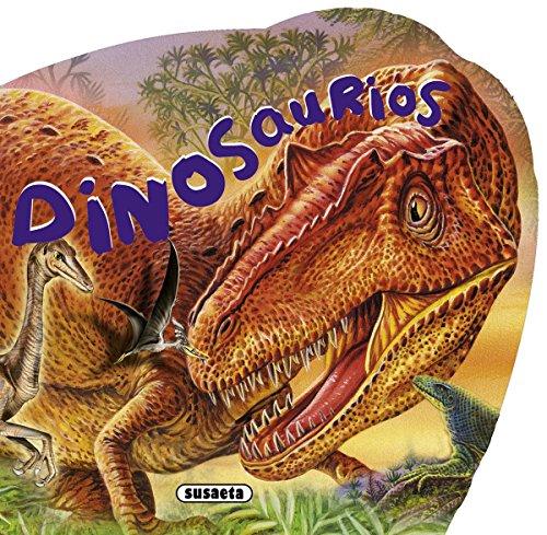 Dinosaurios (Mis libros de gomaespuma) por Equipo Susaeta