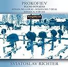 Prokofiev Piano Sonatas No.6 7, 9