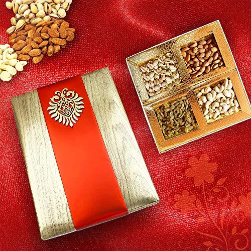 Holi Dry Fruit Hamper | Holi Special Gift Pack Dry Fruits | Premium Dry Fruits Hamper | 6
