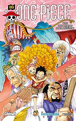 One Piece - Édition originale - Tome 80 : Vers une bataille sans précédent