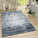 Paco Home Kurzflor Teppich Modern Orientalisches Muster Vintage Style Ombre Look...