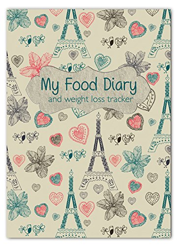 A5-Slimming-Diary-Diet-Diary-Food-Log-Journal-Slimming-ClubFill-In-Your-Own-Text-Paris
