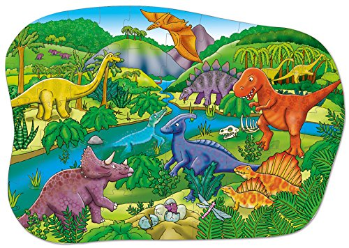 Image of Orchard Toys Big Dinosaurs