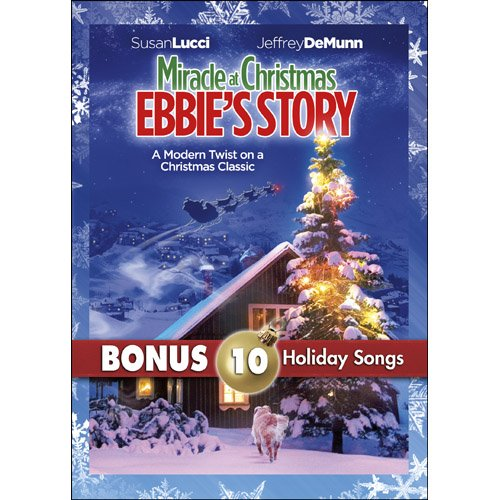 A Film-dvd Story Christmas (Miracle At Christmas: Ebbie's Story / (Mpdl Full) [DVD] [Region 1] [NTSC] [US Import])