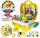 Smiles Creation Kids Choice Kids Luxury Kitchen Playset Super Toy for Girls