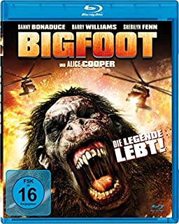 Bigfoot - Die Legende lebt! [Blu-ray]