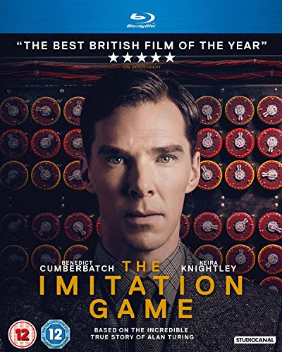 Imitation Game. The [Edizione: Regno Unito] [Italia] [Blu-ray]