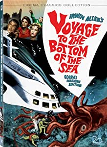 Voyage to the Bottom of the Sea [DVD] [1961] [Region 1] [US Import] [NTSC]