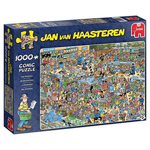 Jumbo 19199 Jan Van Haasteren - ...