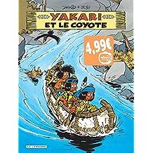 Yakari et le Coyotte - tome 12 (OP Vu à la télé)