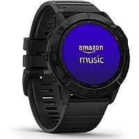 Garmin fenix 6X PRO – GPS-Multisport-Smartwatch mit 1,4 Display, vorinstallierten Europakarten, Garmin Music und Garmin…