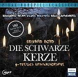 Die schwarze Kerze - Das komplette 6-teilige Kriminalhörspiel von Edward Boyd mit Starbesetzung (Pidax Hörspiel-Klassiker) -