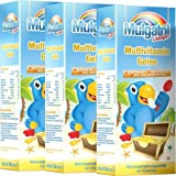 Mulgatol Junior Gel, 3x150 ml