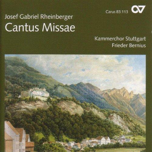 Rheinberger, J.G.: Mass in E-Flat Major / Wie Lieblich Sind Deine Wohnungen / Stabat Mater / 5 Hymnen / Abendlied