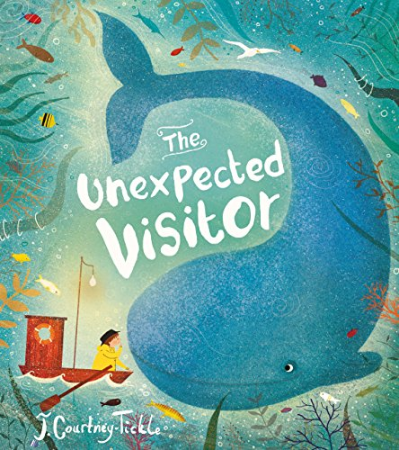 The Unexpected Visitor por Jessica Courtney-Tickle