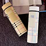 Best Pure BPA Free Water Bottles - Frabble Double Wall Vacuum Flask Insulated Thermos Travel Review