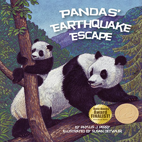 Pandas' Earthquake Escape  Audiolibri