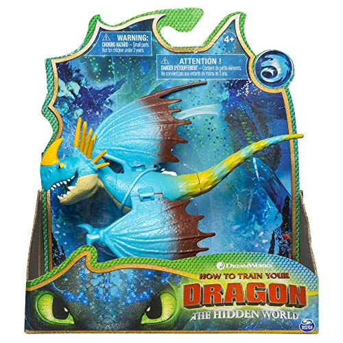 How to train your dragon - Dragon Articulated Deluxe Storm, Dragons Stormfly (Bizak 61926548)