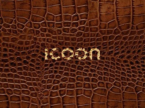 ICOON Cocodrilo. Diccionario visual con 2.000 iconos e imágenes. Bolsillo. Amber Press. por Gosia Warrink