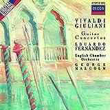 Giuliani/Vivaldi: Guitar Concertos