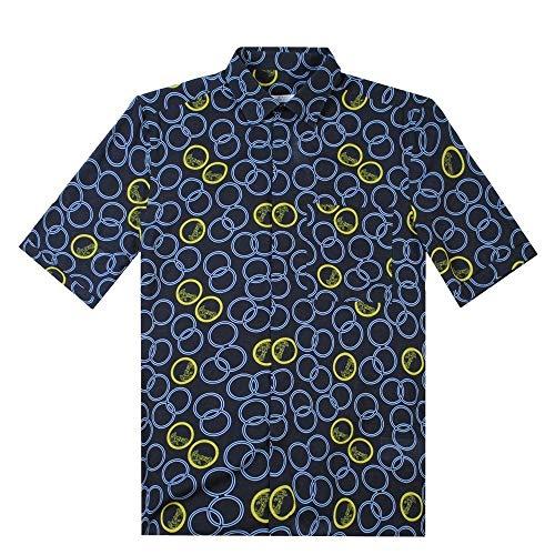 Versace Kollektion Taschenärmel Shirt EXTRA Large Navy