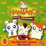 Hamtaro, Folge 1. Das Hörspiel zur Fernsehserie