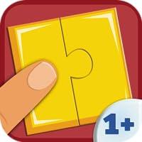Baby Spiele - Puzzle mit 2 Teilen (1+) (von Happy-Touch Kinderspiele und Spiele für Kinder)