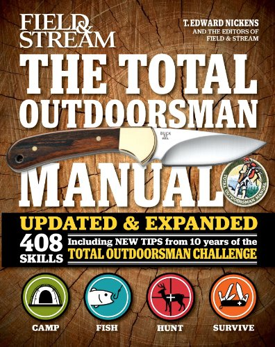 the-total-outdoorsman-manual-10th-anniversary-edition-field-stream